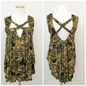 Urban Outfitters Small Tank Top Rayon
